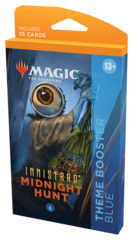 Innistrad: Midnight Hunt Theme Booster Pack - Blue