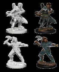 Nolzur's Marvelous Unpainted Minis - Human Ranger (Male)