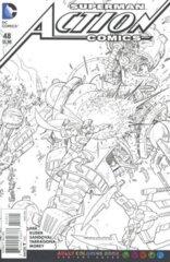 Action Comics Vol. 2 (2011-2016) # 48B