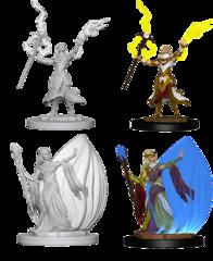 Nolzur's Marvelous Unpainted Minis - Elf Female Wizard