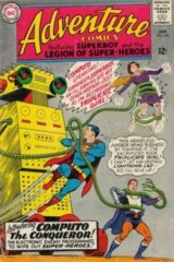 Adventure Comics Vol. 1 (1938-1983, 2010-2011) #340
