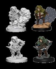 Nolzurs Marvelous Unpainted Minis - Halfling Rogue (Male)