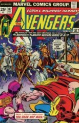 Avengers Vol. 1 (1963-1996, 2004) #142