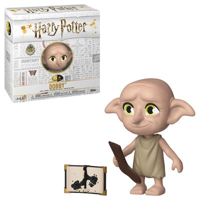 5-Star - Harry Potter - Dobby