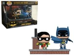 POP! Heroes 281 - Comic Moments - Batman and Robin - New Look Batman 1964 (Batman 80 Years)