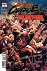 Absolute Carnage VS Deadpool (2019-2020) #  1