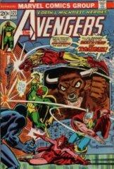 Avengers Vol. 1 (1963-1996, 2004) #121