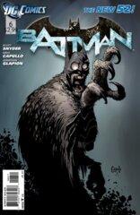 Batman Vol. 2 (2011-2016) #  6