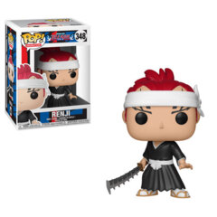 POP! Animation 348 - Bleach - Renji