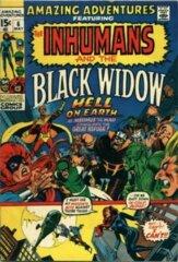 Amazing Adventures Vol. 1 (1970-1976) #  6