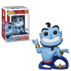 POP! Disney 476 - Aladdin - Genie with Lamp