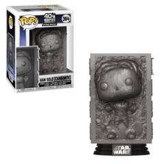 POP! Star Wars 364 - Empire Strikes Back 40th - Han Solo (Carbonite)