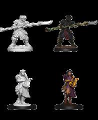 Nolzur's Marvelous Unpainted Minis - Yuan-Ti Pureblood Adventurers