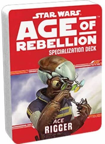 Star Wars: Age of Rebellion - Rigger Specialization Deck