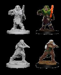 Nolzur's Marvelous Unpainted Minis - Male Elf Fighter