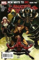 Amazing Spider-Man Vol. 1 (1963-1998, 2003-2014) #569