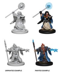 Nolzur's Marvelous Unpainted Minis - Dwarf Wizard (Male)