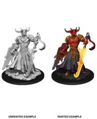 Pathfinder Battles Unpainted Minis - Genie Efreeti