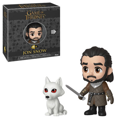 5-Star - Game of Thrones - Jon Snow