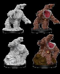 Nolzur's Marvelous Unpainted Minis - Xorn