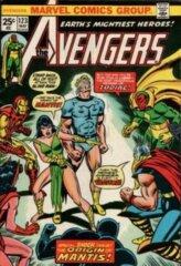Avengers Vol. 1 (1963-1996, 2004) #123