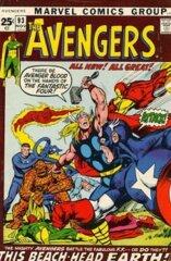 Avengers Vol. 1 (1963-1996, 2004) # 93