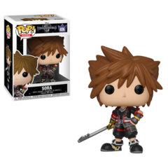 POP! Games 406 - Kingdom Hearts 3 - Sora