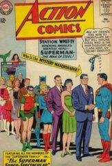 Action Comics Vol. 1 (1938-2011, 2016-Present) #309