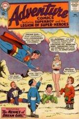 Adventure Comics Vol. 1 (1938-1983, 2010-2011) #317