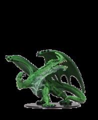 Pathfinder Battles Unpainted Minis - Gargantuan Green Dragon