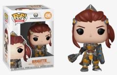 POP! Games 496 - Overwatch - Brigitte