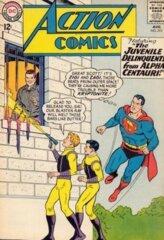 Action Comics Vol. 1 (1938-2011, 2016-Present) #315