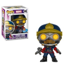 POP! Marvel 395 - Previews Exclusive Halloween Comicfest 2018  - Star-Lord