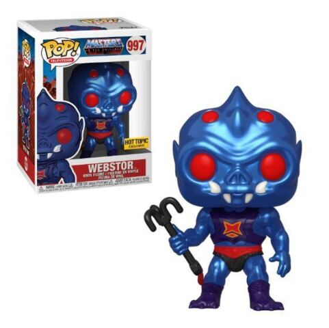 POP! Television 997HOT - Masters of the Universe - Webstor - Hot topic Exclusive