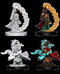 Pathfinder Battles Unpainted Minis - Gnome Female Sorcerer