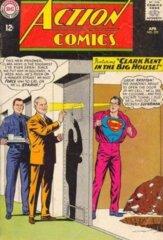 Action Comics Vol. 1 (1938-2011, 2016-Present) #323
