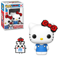 POP! Animation 31 - Hello Kitty - Hello Kitty (8 Bit)