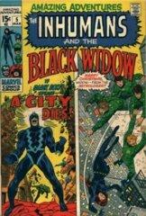 Amazing Adventures Vol. 1 (1970-1976) #  5