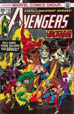 Avengers Vol. 1 (1963-1996, 2004) #131