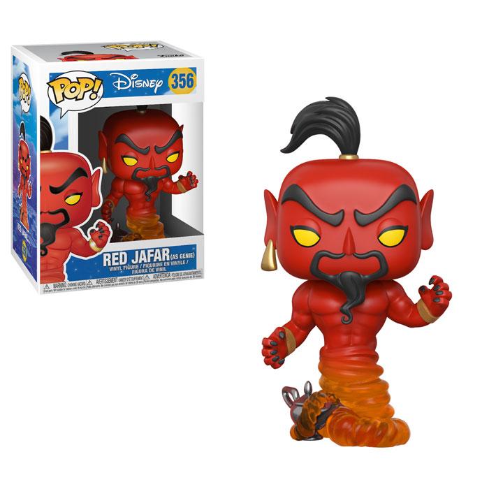 POP! Disney 356 - Aladdin - Red Jafar (As Genie)