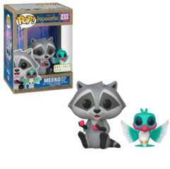 POP! Disney 233BOX - Pocahontas - Meeko and Flit Earth Day Box Lunch Exclusive