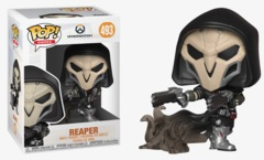 POP! Games 493 - Overwatch - Reaper