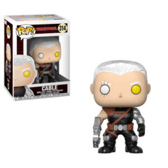 POP! Marvel 314 - Deadpool - Cable