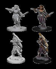 Nolzur's Marvelous Unpainted Minis - Elf Ranger (Female)
