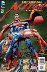 Action Comics Vol. 2 (2011-2016) # 49B