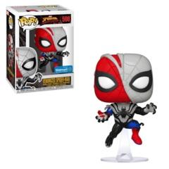 POP! Marvel 598WAL - Spider-Man Maximum Venom - Venomized Spider-Man Walmart Exclusive