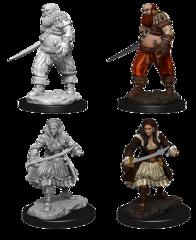 Pathfinder Battles Unpainted Minis - Pirates
