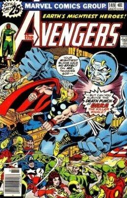 Avengers Vol. 1 (1963-1996, 2004) #149