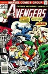 Avengers Vol. 1 (1963-1996, 2004) #155