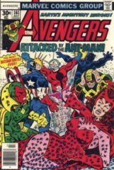Avengers Vol. 1 (1963-1996, 2004) #161